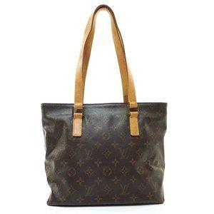 Auth Louis Vuitton Cabas Piano Tote Bag #7928L32